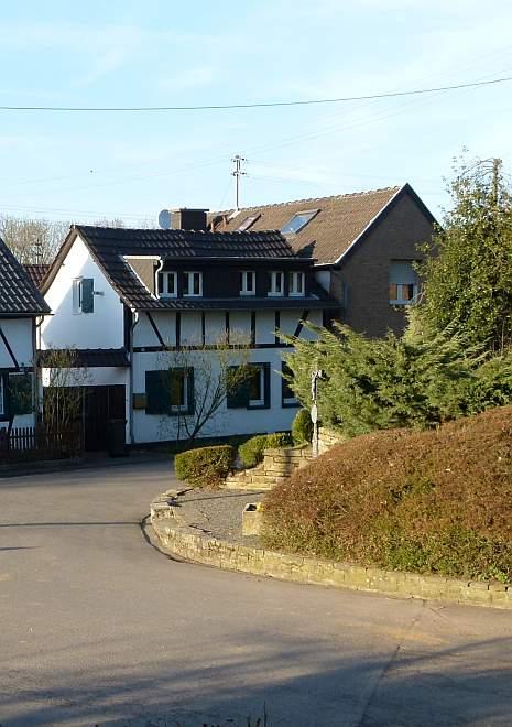 Historischer Dorfkern in Oberholtdorf